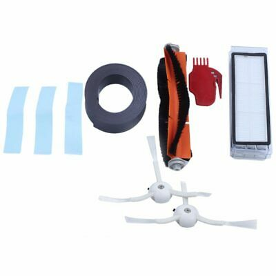 1set Vacuum Spare Parts Kit For XIAOMI Robot Vacuum Cleaner HEPA Filter S7A5