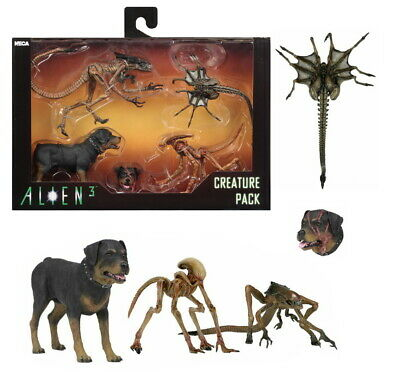 Alien 3 Creature Accessory Pack Queen Face Hugger IN STOCK