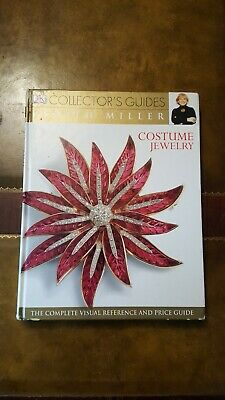 Collectors Guides Judith Miller Costume Jewelry Complete Visual Ref Price Guide