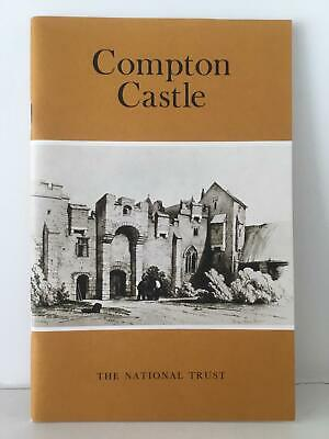 The National Trust Guide Book, Compton Castle VGC
