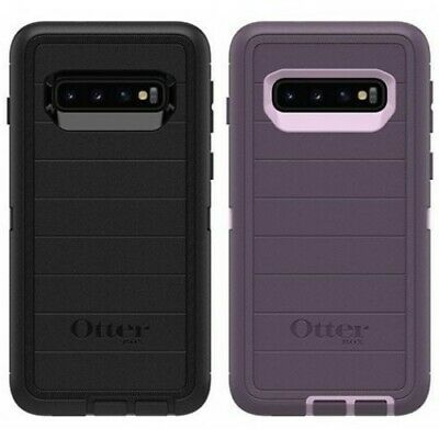 New! Otterbox Defender PRO Series For Samsung Galaxy S10 Case (No Clip)