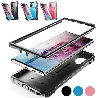 Samsung Galaxy Note 10 Plus Case Poetic Shockproof Cover with Screen Protector