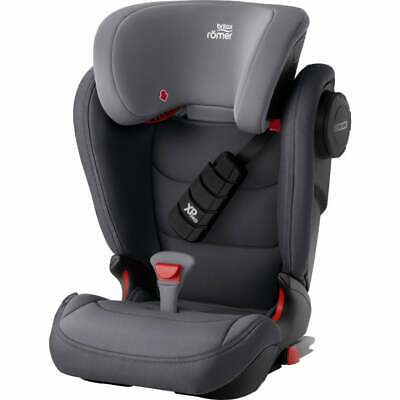 Britax Kidfix III S Group 2 / 3 Car Seat - Storm Grey