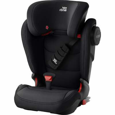 Britax Kidfix III S Group 2 / 3 Car Seat - Cosmos Black