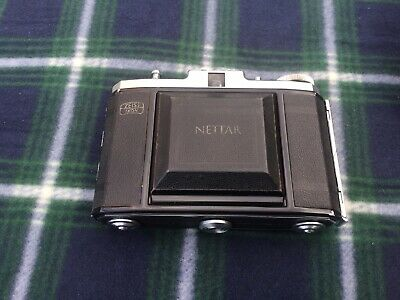 Zeiss Ikon Nettar with Case