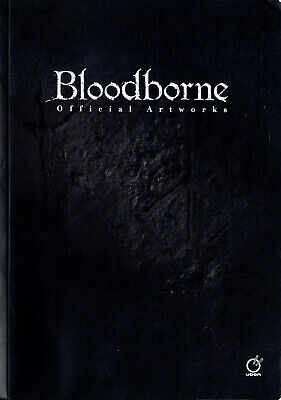 BLOODBORNE - Official Artworks - 30x21cm - 255p. English