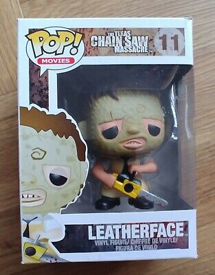Funko Pop Movies vinyl figure - Texas Chainsaw Massacre  Leatherface 11