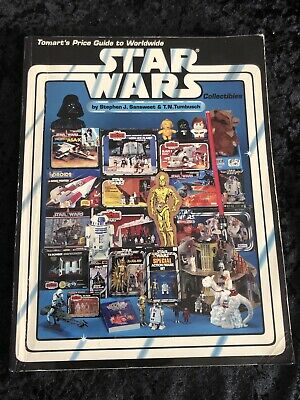 Star Wars Tomart's Price Guide To Collectibles 1994 Paperback Sansweet Tumbusch