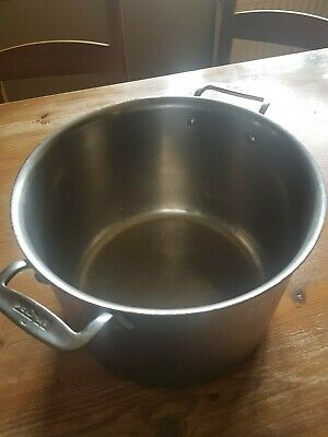 All-Clad 11inch 7.5Lt cooking pot sausepan catering equipment induction cooking