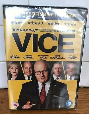 Vice DVD - New and Sealed