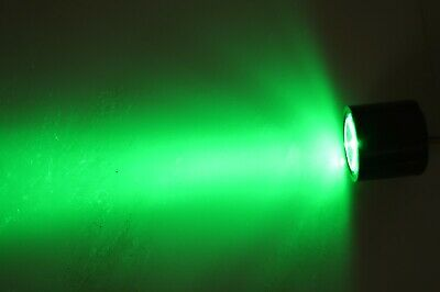 Custom DIY green lightsaber kit with sabercore sound board and chassis
