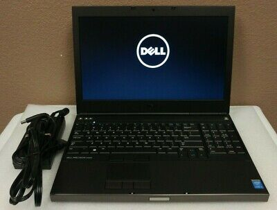 DELL PRECISION M4800 Intel Core i7-4900MQ NVIDIA Quadro