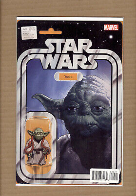 Star Wars #20 Yoda John Tyler Christopher Variant Jtc Marvel 2015 Nm