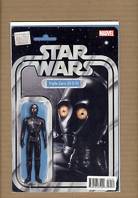 Star Wars Darth Vader #24 Triple Zero John Tyler Christopher Figure Variant NM