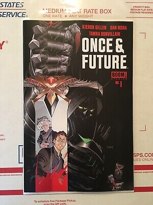 ONCE AND FUTURE #1 Boom 1st Print Hot New Comic Book Kieron Gillen🔥🔥🔥🔥🔥