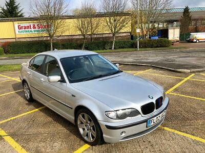 2002 Bmw E46 330D Se 4Dr Diesel Saloon Manual 320 325 330 ++ Px To Clear ++