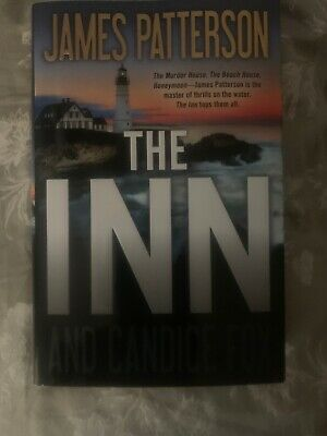 The Inn Hardcover by James Patterson Candice Fox BEST SELLER 5August19