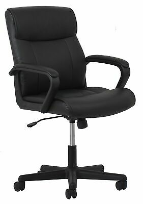 Essentials Leather Executive Office/Computer Chair - Ergonomic Swivel Chair B...
