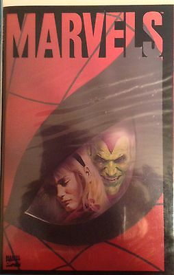 Marvels # 4 Spiderman Green Goblin ad Gwen Stacy The Day she Died