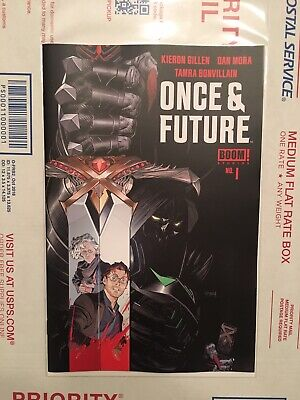 ONCE & FUTURE #1 Boom 1st Print Hot New Comic Book Kieron Gillen🔥🔥🚨🚨