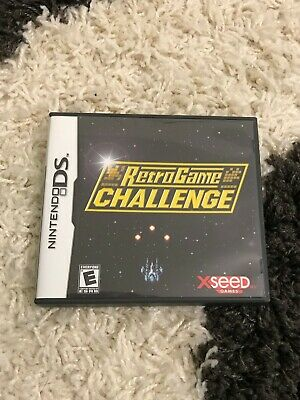 Retro Game Challenge - Nintendo DS - Complete - Game Center CX NDS Xseed