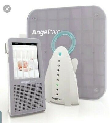 Angelcare video, movement and sound monitor