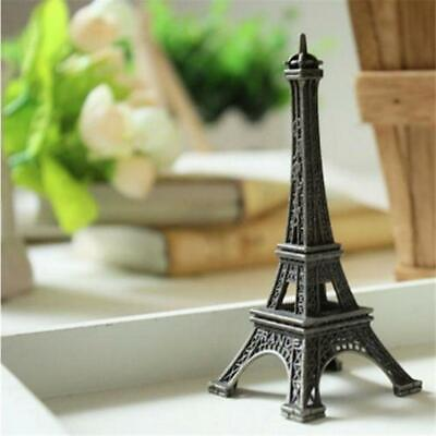 Retro Metal Crafts Bronze Paris Eiffelturm Figur Statue-Abbildung Modell Hot KS