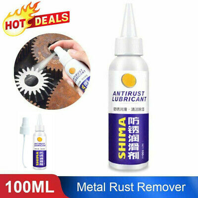 Multi-purpose Rust Remover- Antirust Lubricant Inhibitor Derusting Spray New
