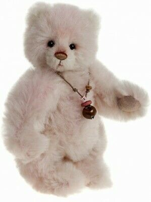 SPECIAL OFFER! Charlie Bears Minimo Mohair FLOSSY (Limited to 2000) RRP £70