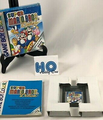 Super Mario Bros. Deluxe - Nintendo - Game Boy Color - Complet - En boîte - PAL