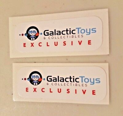 Funko POP! - Replacement Sticker - Galactic Toys Exclusive (sold individually)