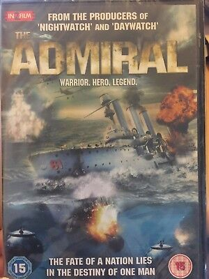 The Admiral (DVD, 2010) New Sealed