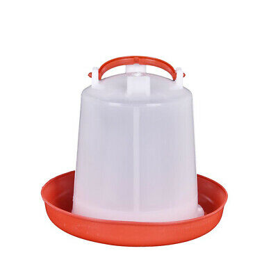 1.5L Poultry Chicken Quail Pheasant Automatic Waterer Drinker Feeder Pet Plastic