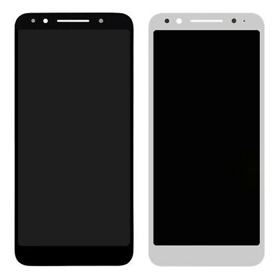 """NEW TOUCH SCREEN & LCD DISPLAY For Alcatel 3 OT-5052 5052D 5052Y 5.5"""" Free Tools"""