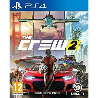 The Crew 2 Ps4 Sony PlayStation 4 and