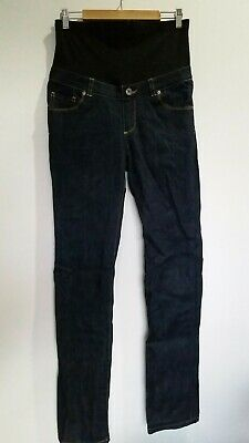 Jeanswest Maternity jeans size 10 blue slim straight