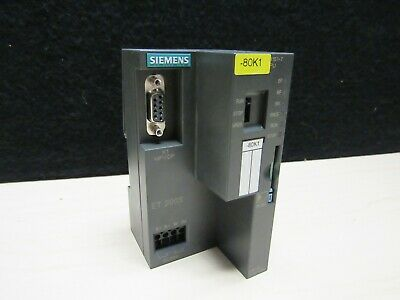 Siemens CPU Interfaccia X1 Mpi / Dp et 200S Simatic S7 6ES7 151-7AA20-0AB0