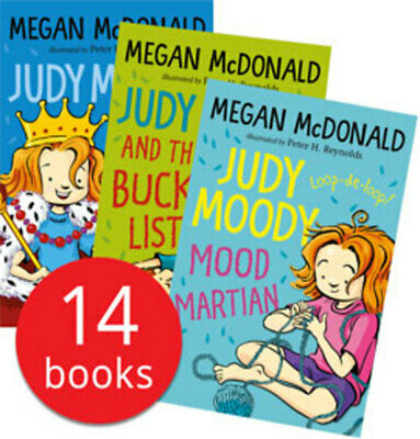 Judy Moody Collection - 14 Books