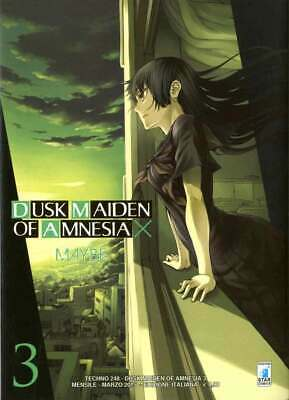 DUSK MAIDEN OF AMNESIA 3   - Star Comics