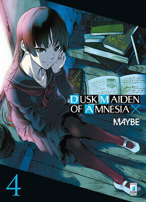 DUSK MAIDEN OF AMNESIA 4   - Star Comics