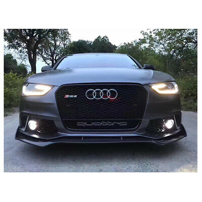 AUDI A4 8E RS4 S4 V8 B7 Original front radiator grill grille
