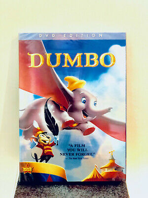 Dumbo [70th Anniversary Edition] [DVD] [1941] CLASSIC DISNEY MOVIE NEW