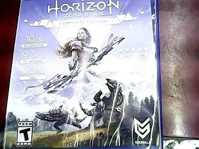 SONY Sony PlayStation 4 Game HORIZON ZERO DAWN COMPLETED EDITION (CGH009485)