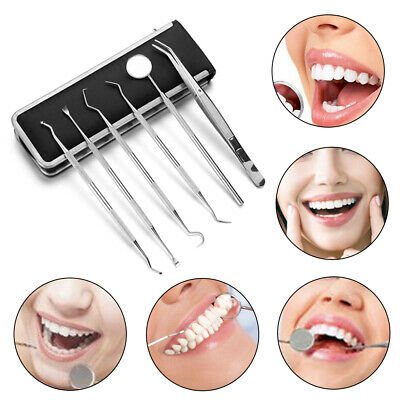 Clean  Dentist Tartar Remover Kits Tooth Care Dental Clean Tool Set Oral Care