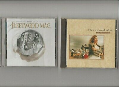 Fleetwood Mac : The Very Best of + Behind The Mask / TWO CD Albums