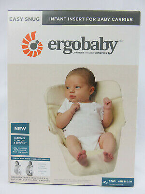 Ergobaby Baby carrier Infant Insert Natural