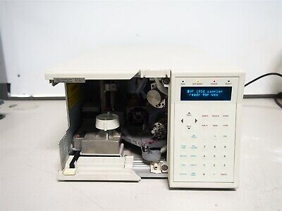HP 1050 Series 79855A HPLC System Autosampler As Is