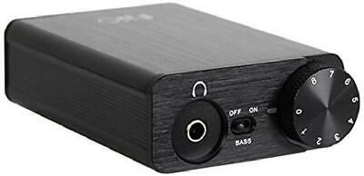 Fiio E10K Headphone Amplifier, Black