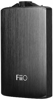 Fiio A3 (E11 K), Portable Amplifier For Headphones, Black