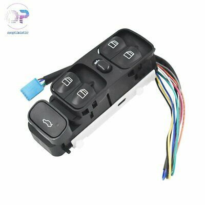 2098203410 Power Window Switch for Mercedes Benz C209 CLK320 CLK500 CLK550 03-09